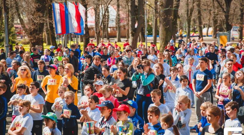 В Ставрополе состоится Второй благотворительный забег «Спорт- детям!»