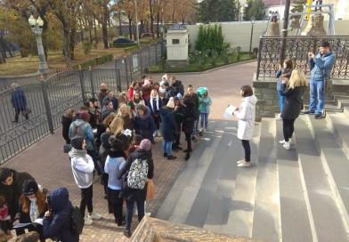 «Соборяне» провели игру-квест «Исторический Ставрополь»