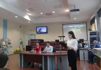 В Ставрополе прошел круглый стол на тему: «Мой Кавказ – частица единой России»