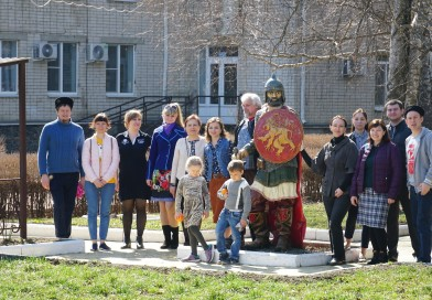 «Соборяне» посетили Геронтологический центр г. Ставрополя