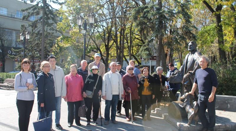 «Соборяне»проводят экскурсии для людей с ОВЗ