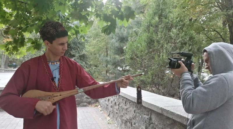 Общественники снимают видеоролики о красоте народов Кавказа